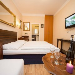 Отель Donatello Прага комната для гостей фото 4