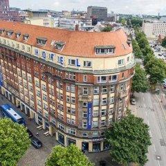 A&o Hotel Hamburg Hauptbahnhof Гамбург фото 4