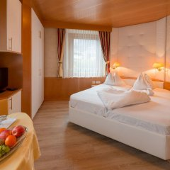 Hotel Garni Gunther Лана комната для гостей