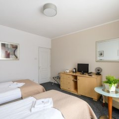 Апартаменты warsaw.best wilanowska apartments комната для гостей фото 5