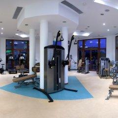 Отель Emerald Beach Resort & SPA Болгария, Равда - отзывы, цены и фото номеров - забронировать отель Emerald Beach Resort & SPA онлайн фитнесс-зал