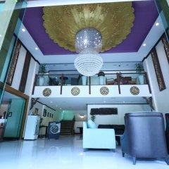 Siam Place Airport Hotel Suvarnabhumi интерьер отеля