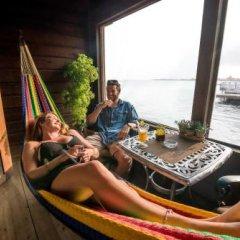 Отель Utila Гондурас, Остров Утила - отзывы, цены и фото номеров - забронировать отель Utila онлайн питание