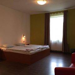 Отель Penzion Village Чехия, Карловы Вары - отзывы, цены и фото номеров - забронировать отель Penzion Village онлайн комната для гостей фото 4