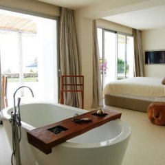 Отель Destino Pacha Ibiza Испания, Эс-Канар - 1 отзыв об отеле, цены и фото номеров - забронировать отель Destino Pacha Ibiza онлайн ванная фото 2