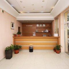 Отель Бриз Бургас интерьер отеля фото 2