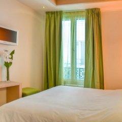 Отель Kyriad Paris 10 - Canal Saint Martin - République 3* Стандартный номер с различными типами кроватей фото 7