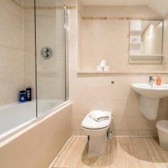Апартаменты Cosy 1 Bedroom Apartment in Manchester City Centre ванная