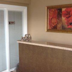 Отель Moonlite Motel США, Ниагара-Фолс - отзывы, цены и фото номеров - забронировать отель Moonlite Motel онлайн интерьер отеля фото 3