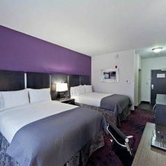 Holiday Inn Express Hotel & Suites Columbus - Polaris Parkway Колумбус комната для гостей фото 4