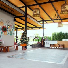 Отель Goodnight Phuket Villa парковка