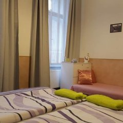 Отель Welcome Hostel Praguecentre Чехия, Прага - отзывы, цены и фото номеров - забронировать отель Welcome Hostel Praguecentre онлайн комната для гостей фото 3