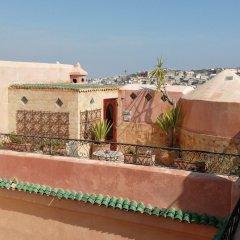 Отель Riad Tara Марокко, Фес - отзывы, цены и фото номеров - забронировать отель Riad Tara онлайн балкон