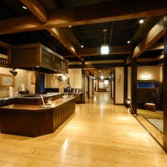Отель Sounkyo Choyotei Камикава интерьер отеля