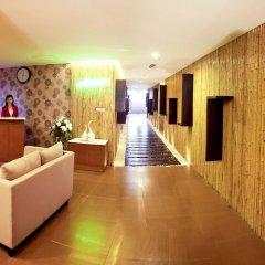 Muong Thanh Grand Ha Long Hotel интерьер отеля