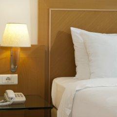 Plaka Hotel сейф в номере