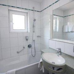 Hotel Leopold Мюнхен ванная