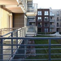 Апартаменты Sopockie Apartamenty - Metro Apartment Сопот балкон