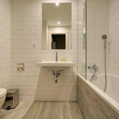Отель Antik City Hotel Чехия, Прага - 10 отзывов об отеле, цены и фото номеров - забронировать отель Antik City Hotel онлайн ванная фото 2