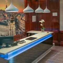 Отель Serrano by Silken Испания, Мадрид - 1 отзыв об отеле, цены и фото номеров - забронировать отель Serrano by Silken онлайн гостиничный бар