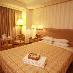 Отель Capital Itaewon Сеул комната для гостей фото 3