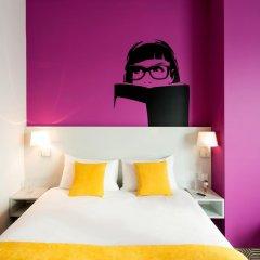Отель Ibis Styles Wroclaw Centrum Стандартный номер с различными типами кроватей фото 2