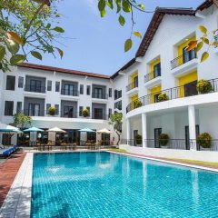 Отель Emm Hoi An Хойан бассейн фото 2
