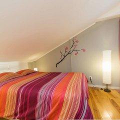 Апартаменты Lisbon Cosy in the Castle Apartment комната для гостей