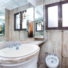 Отель Above Pantheon Roof Италия, Рим - отзывы, цены и фото номеров - забронировать отель Above Pantheon Roof онлайн ванная фото 2