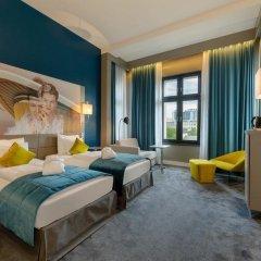 Mercure Hotel Berlin Wittenbergplatz комната для гостей фото 5