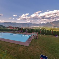 Отель Steinegger Аппиано-сулла-Страда-дель-Вино бассейн фото 2
