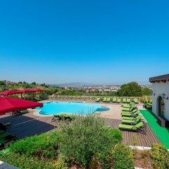 Villa Tolomei Hotel & Resort бассейн фото 2