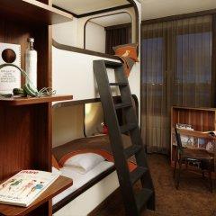 25hours Hotel HafenCity удобства в номере