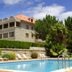Hotel Abeiras бассейн фото 3