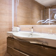 Отель Gotico Испания, Барселона - 11 отзывов об отеле, цены и фото номеров - забронировать отель Gotico онлайн ванная фото 2