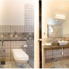 Отель OYO 22246 22 Suites Индия, Маргао - отзывы, цены и фото номеров - забронировать отель OYO 22246 22 Suites онлайн ванная
