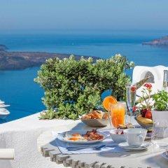 Отель Mill Houses Elegant Suites Греция, Остров Санторини - отзывы, цены и фото номеров - забронировать отель Mill Houses Elegant Suites онлайн питание фото 3