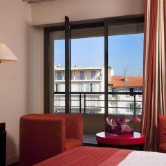 Отель Hyatt Regency Nice Palais de la Méditerranée 5* Стандартный номер с различными типами кроватей фото 18