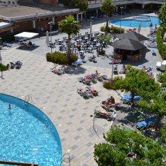 Отель California Garden бассейн фото 3