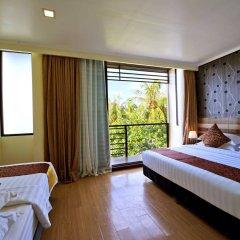 Arena Beach Hotel комната для гостей фото 3