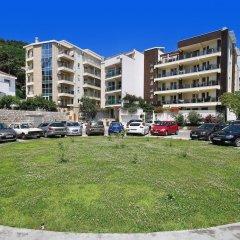 Отель Sarap apartments Budva Черногория, Будва - отзывы, цены и фото номеров - забронировать отель Sarap apartments Budva онлайн парковка