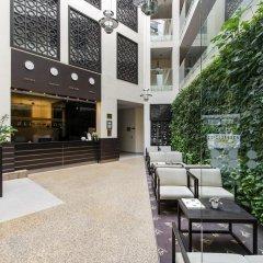 Amberton Hotel интерьер отеля