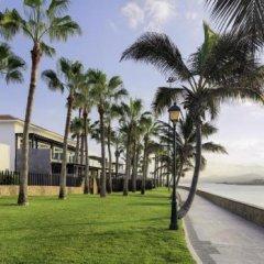 Отель Barcelo Fuerteventura Thalasso Spa Коста-де-Антигва приотельная территория фото 2