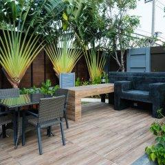 Отель Unixx South Pattaya By Grandisvillas Паттайя фото 3