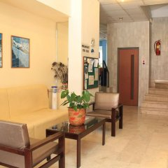 Отель Moschos Hotel Греция, Родос - отзывы, цены и фото номеров - забронировать отель Moschos Hotel онлайн интерьер отеля фото 2