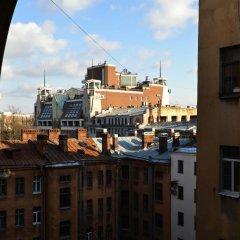 Хостел City 812 балкон