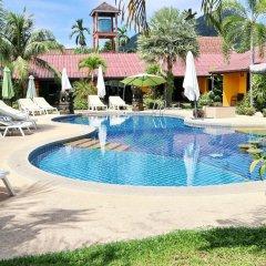 Отель Kamala Tropical Garden детские мероприятия фото 2