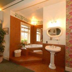 Отель Humboldt House Bed & Breakfast Канада, Виктория - отзывы, цены и фото номеров - забронировать отель Humboldt House Bed & Breakfast онлайн сауна