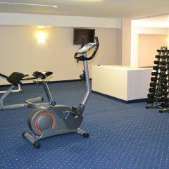 Отель Маркштадт Челябинск фитнесс-зал фото 4