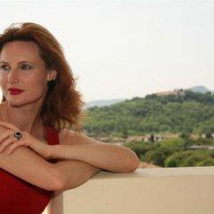 Отель Aurora Terme Италия, Абано-Терме - отзывы, цены и фото номеров - забронировать отель Aurora Terme онлайн балкон